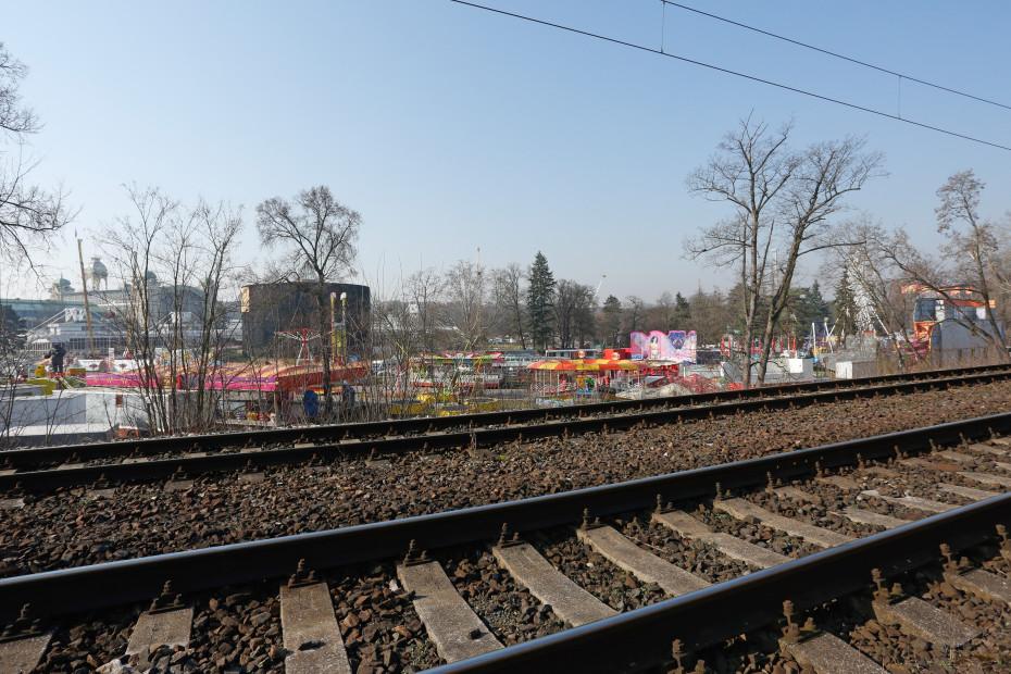 04 - pražské výstaviště a Matějská pouť