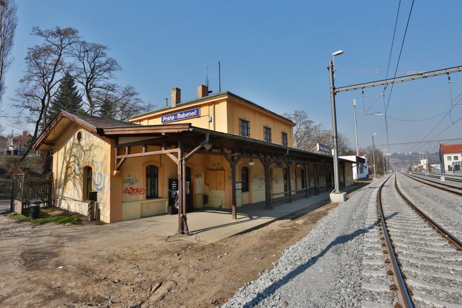 05 - nádraží – Praha-Bubeneč