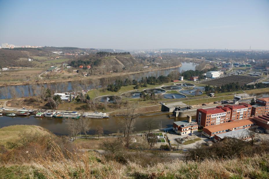 06 - pražská ústřední čistírna odpadních vod
