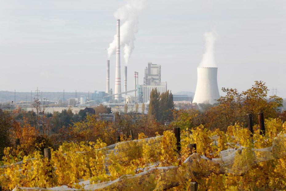 13 elektrárna Mělník