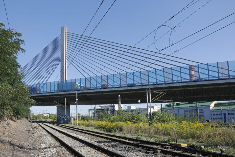 Lanový most Praha