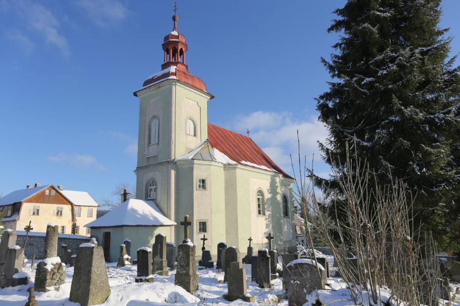 kaple Blatná