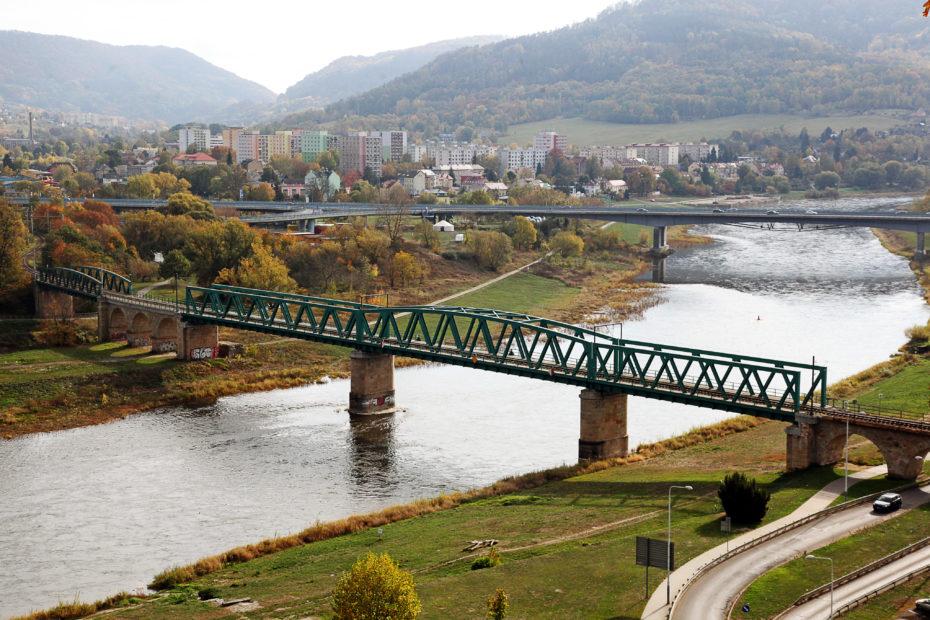 Železniční most Děčín hl_n-Děčín východ