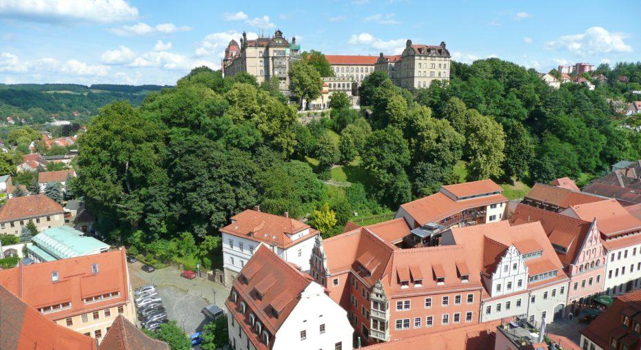 Zámek Sonnenstein_Pirna